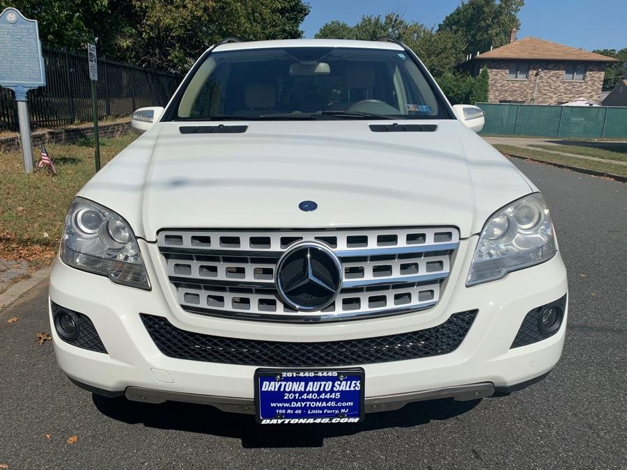 2010 Mercedes-Benz M-Class 4MATIC 4dr ML350, available for sale in Little Ferry, New Jersey | Daytona Auto Sales. Little Ferry, New Jersey