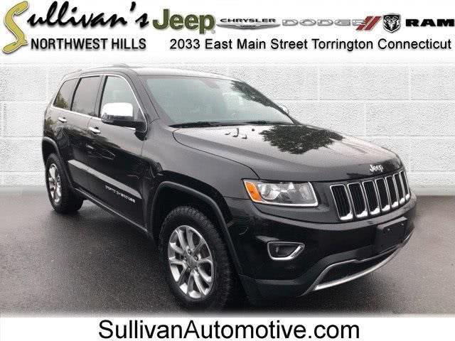 Used Jeep Grand Cherokee Limited 2015 | Sullivan Automotive Group. Avon, Connecticut