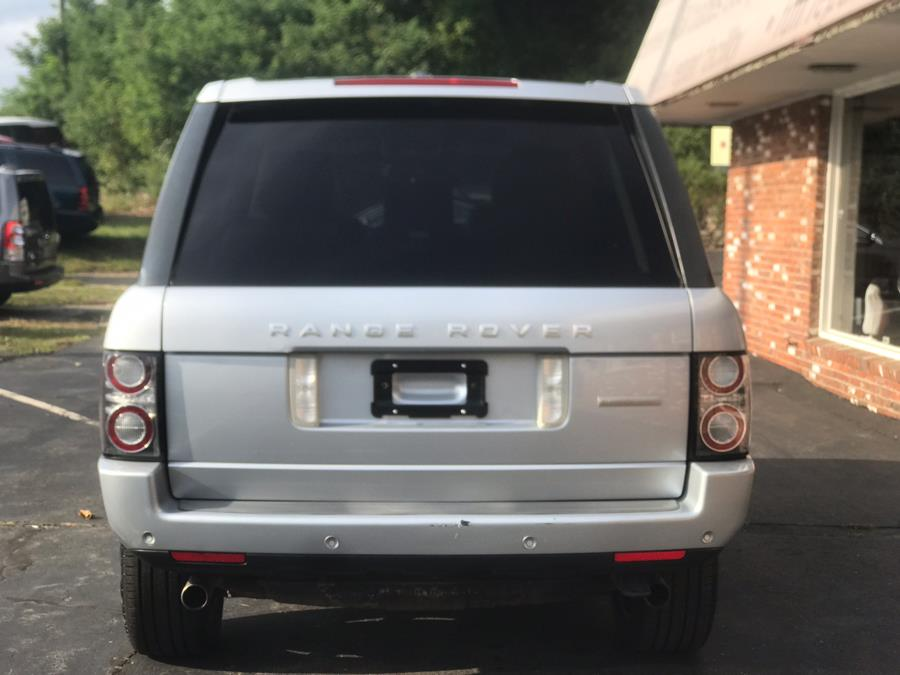 Used Land Rover Range Rover SC 4WD 2011 | Riverside Motorcars, LLC. Naugatuck, Connecticut