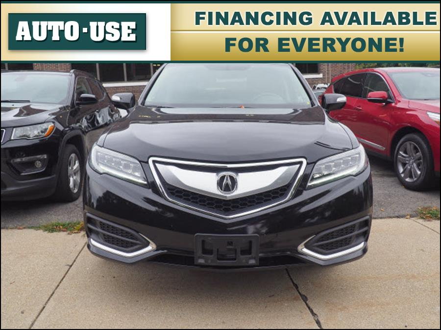 2017 Acura Rdx AWD, available for sale in Andover, Massachusetts | Autouse. Andover, Massachusetts