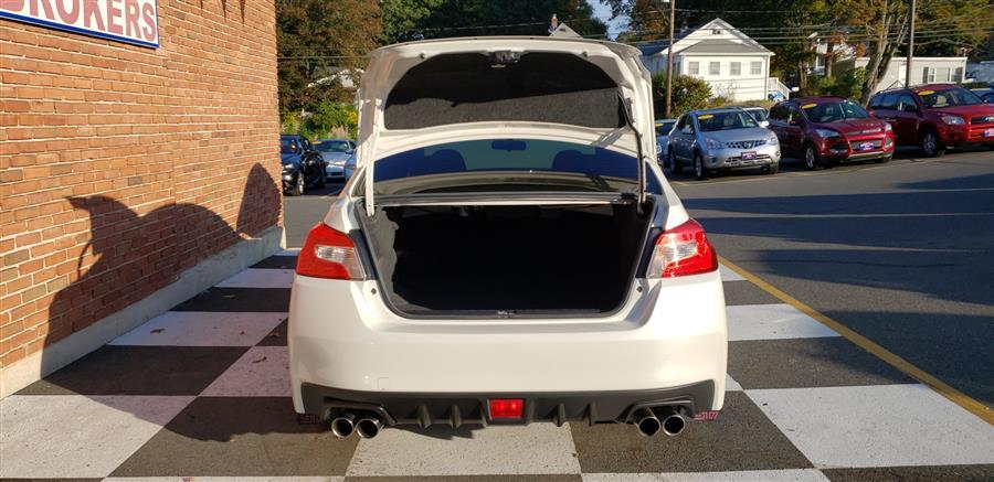 Used Subaru WRX STI 4dr Sdn Limited 2016 | National Auto Brokers, Inc.. Waterbury, Connecticut