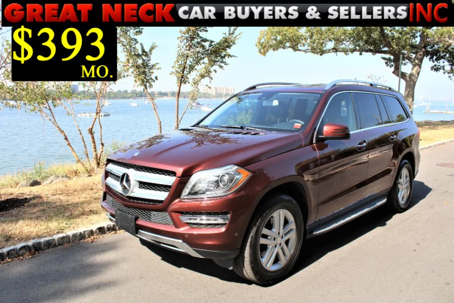 Used 2015 Mercedes-Benz GL-Class in Great Neck, New York