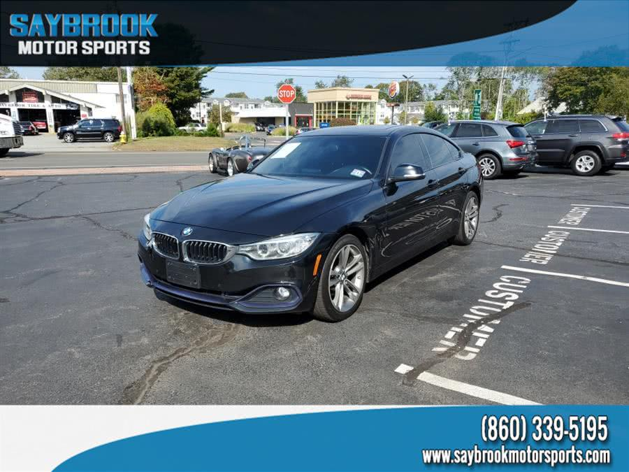 Used BMW 4 Series 4dr Sdn 428i xDrive AWD Gran Coupe 2015 | Saybrook Motor Sports. Old Saybrook, Connecticut