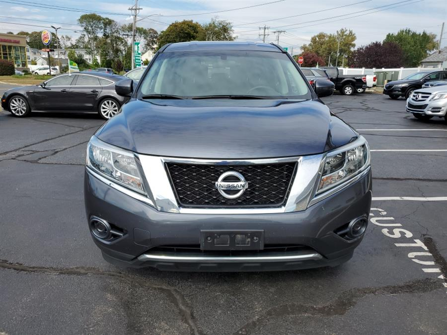2014 Nissan Pathfinder 4WD 4dr SV, available for sale in Old Saybrook, Connecticut | Saybrook Motor Sports. Old Saybrook, Connecticut