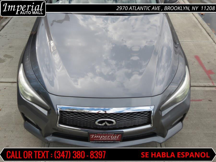 Used INFINITI Q50 sport hybrid 2014 | Imperial Auto Mall. Brooklyn, New York