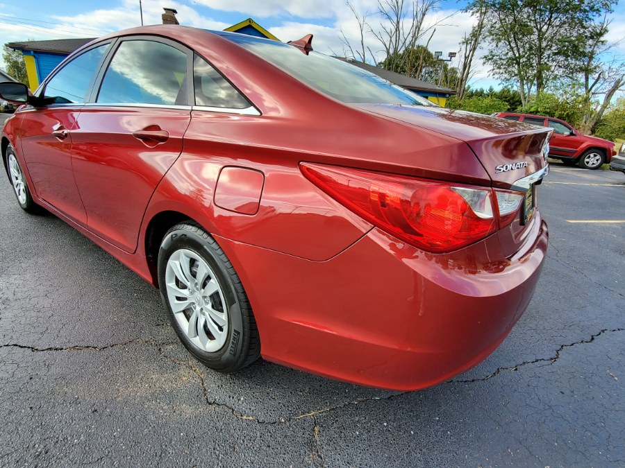 2011 Hyundai Sonata 4dr Sdn 2.4L Auto GLS, available for sale in West Chester, Ohio | Decent Ride.com. West Chester, Ohio