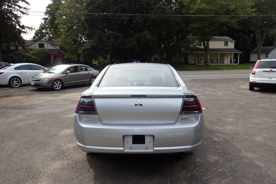 2004 Mitsubishi Galant GTS 3.8L Sportronic, available for sale in Storrs, Connecticut   Eagleville Motors. Storrs, Connecticut
