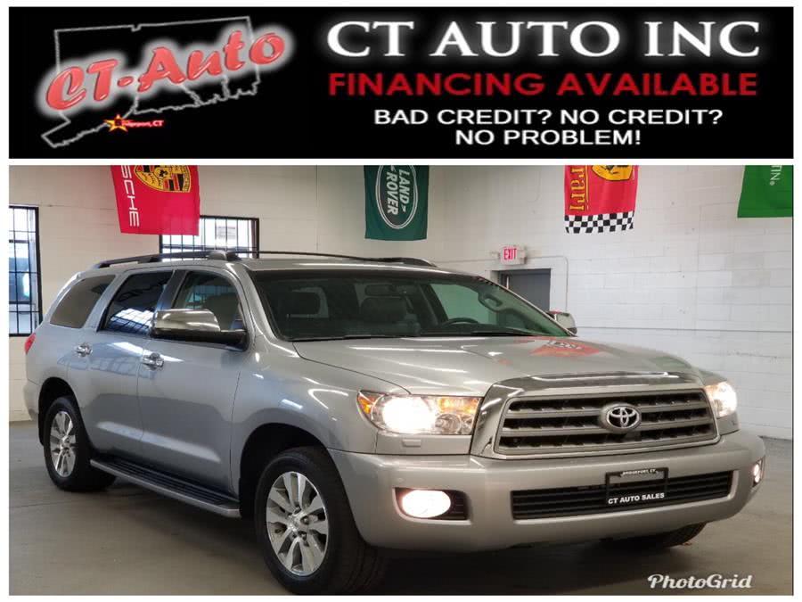 Used 2016 Toyota Sequoia in Bridgeport, Connecticut | CT Auto. Bridgeport, Connecticut