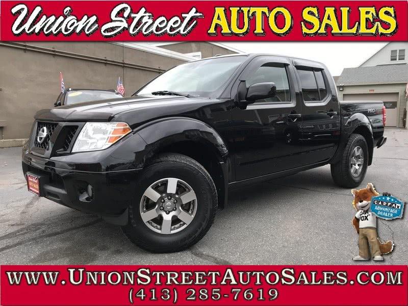 Used 2012 Nissan Frontier in West Springfield, Massachusetts | Union Street Auto Sales. West Springfield, Massachusetts