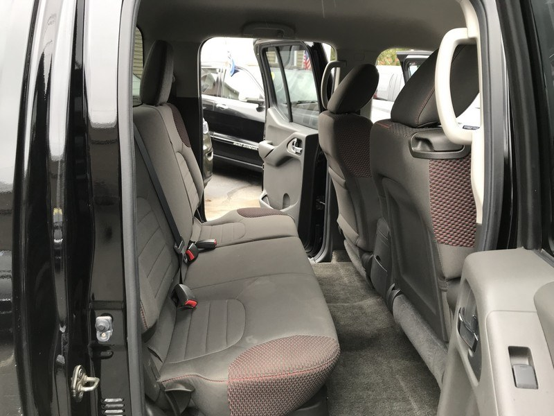 2012 Nissan Frontier 4WD Crew Cab SWB Auto PRO-4X, available for sale in West Springfield, Massachusetts   Union Street Auto Sales. West Springfield, Massachusetts