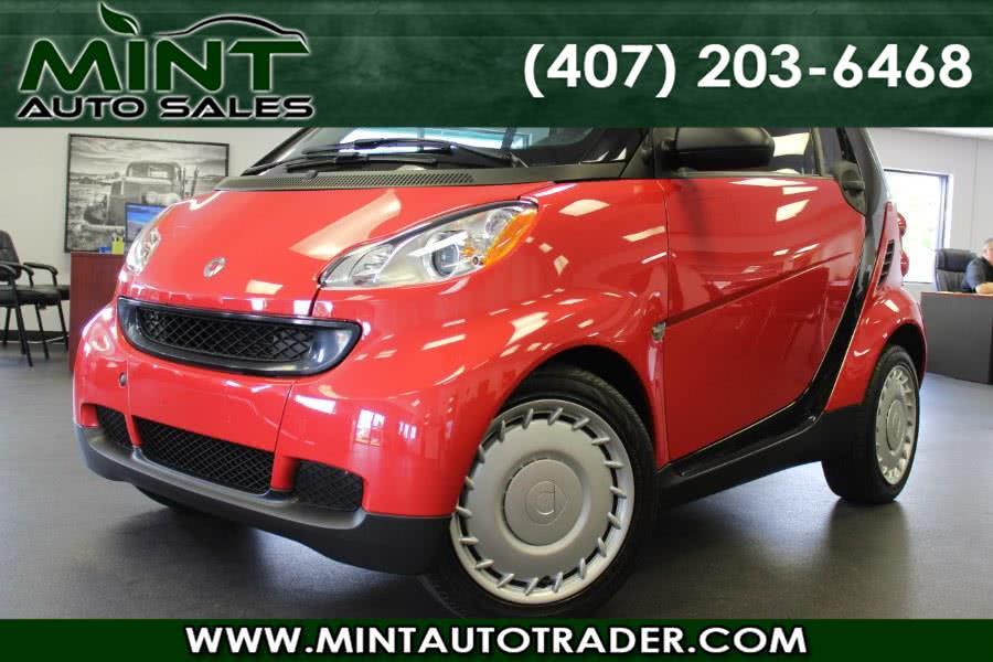 Used 2010 Smart Fortwo in Orlando, Florida | Mint Auto Sales. Orlando, Florida