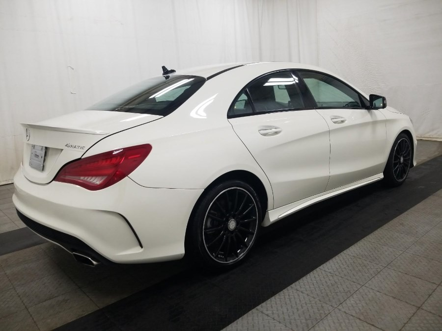 2016 Mercedes-Benz CLA-Class 4dr Sdn CLA 250 4MATIC, available for sale in Franklin Square, New York | Luxury Motor Club. Franklin Square, New York