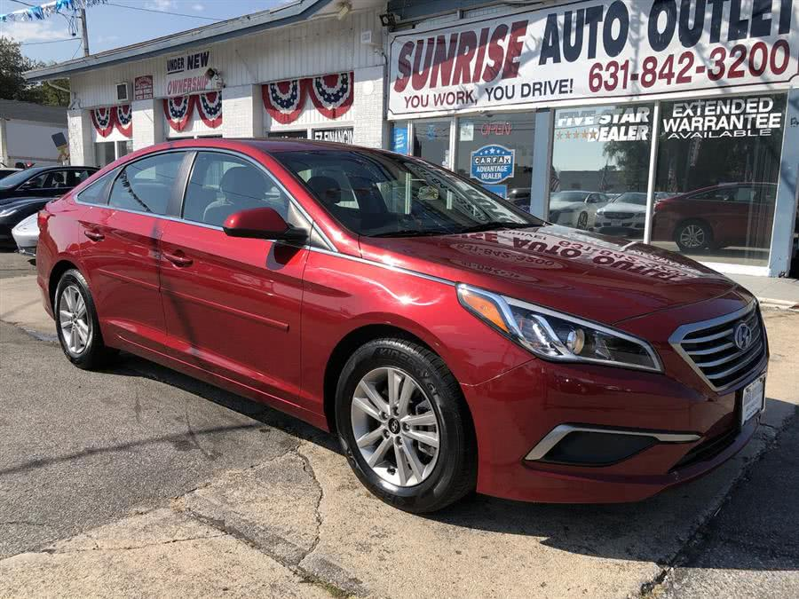 Used 2016 Hyundai Sonata in Amityville, New York | Sunrise Auto Outlet. Amityville, New York