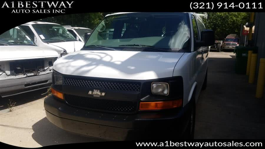 Used 2006 Chevrolet Express Cargo Van in Melbourne , Florida | A1 Bestway Auto Sales Inc.. Melbourne , Florida