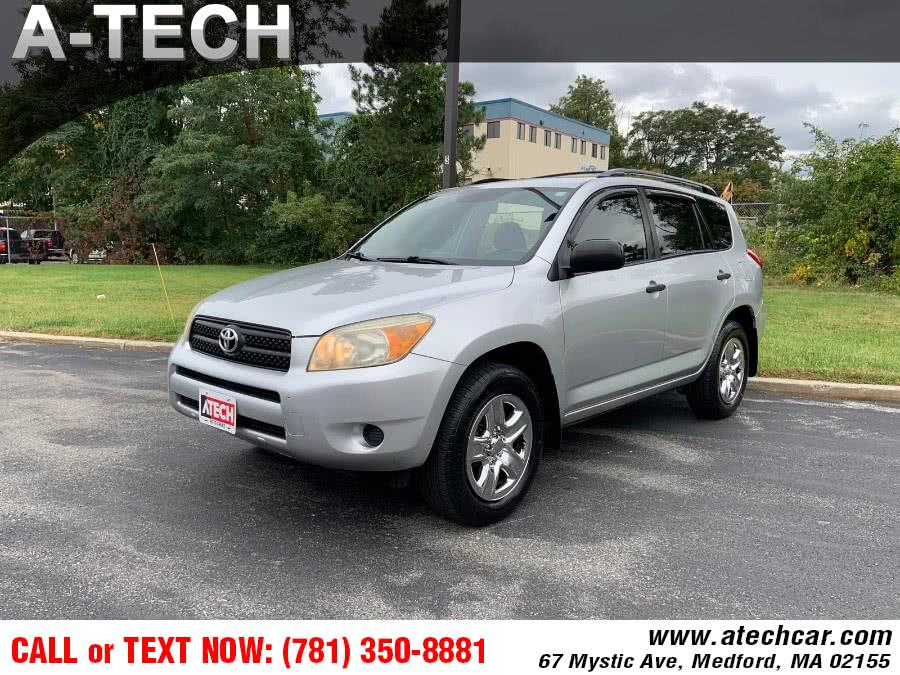 Used 2006 Toyota RAV4 in Medford, Massachusetts | A-Tech. Medford, Massachusetts