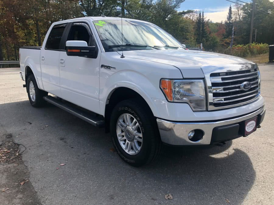 Used 2014 Ford F-150 in Harpswell, Maine | Harpswell Auto Sales Inc. Harpswell, Maine