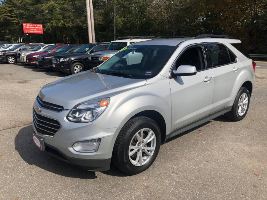 Used 2016 Chevrolet Equinox in Harpswell, Maine | Harpswell Auto Sales Inc. Harpswell, Maine