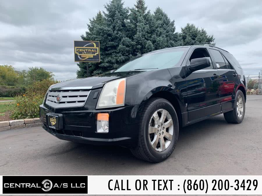 Used Cadillac SRX 4dr V6 2007 | Central A/S LLC. East Windsor, Connecticut