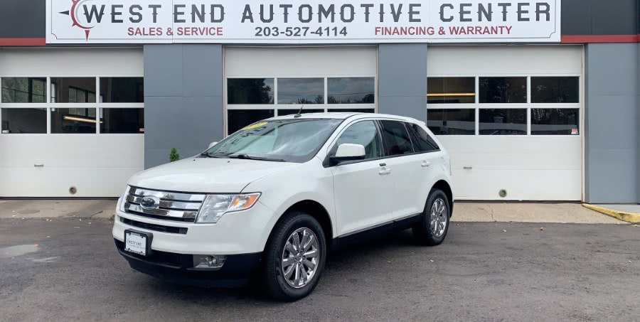 Used 2010 Ford Edge in Waterbury, Connecticut | West End Automotive Center. Waterbury, Connecticut