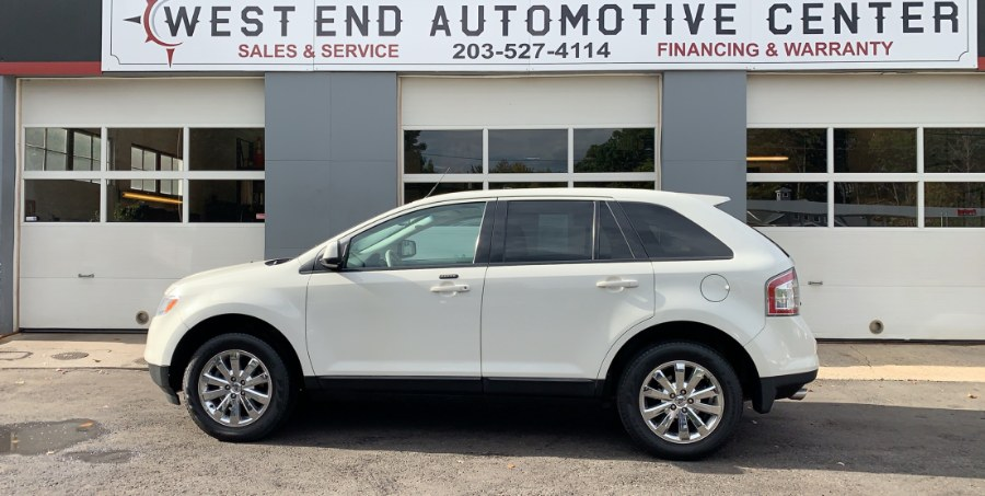 Used Ford Edge SEL AWD 2010 | West End Automotive Center. Waterbury, Connecticut