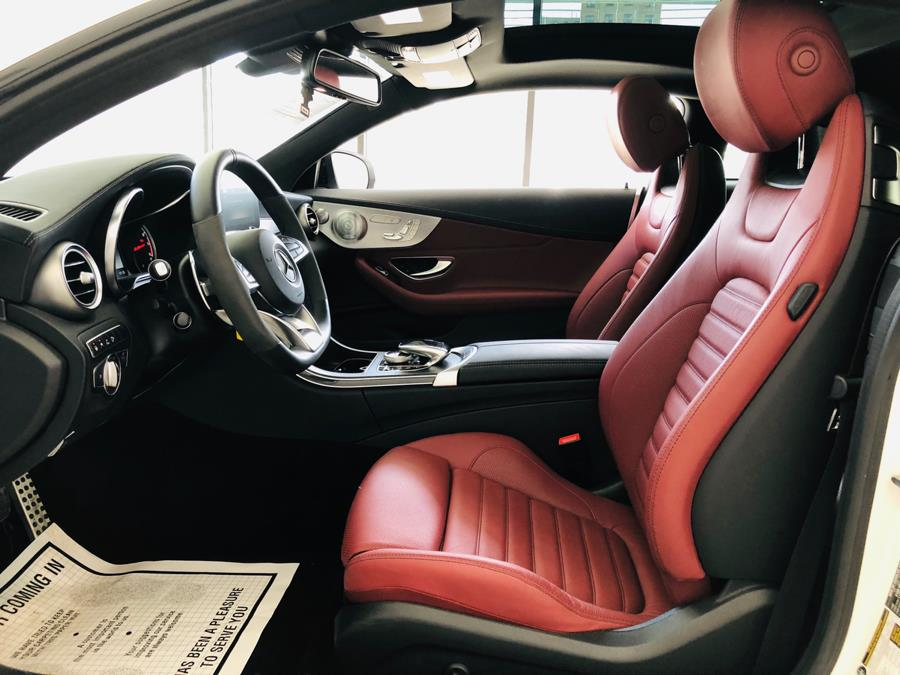 2018 Mercedes-Benz C-Class ///AMG AMG C 43 4MATIC Coupe, available for sale in Woodside, New York   52Motors Corp. Woodside, New York