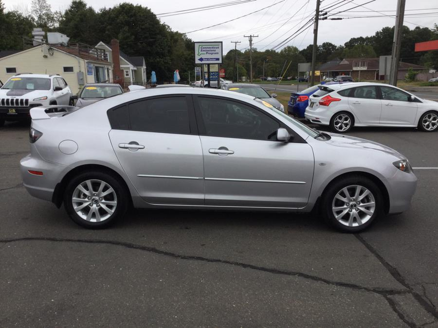 Used Mazda MAZDA3 4dr Sdn Auto i Sport 2007 | L&S Automotive LLC. Plantsville, Connecticut