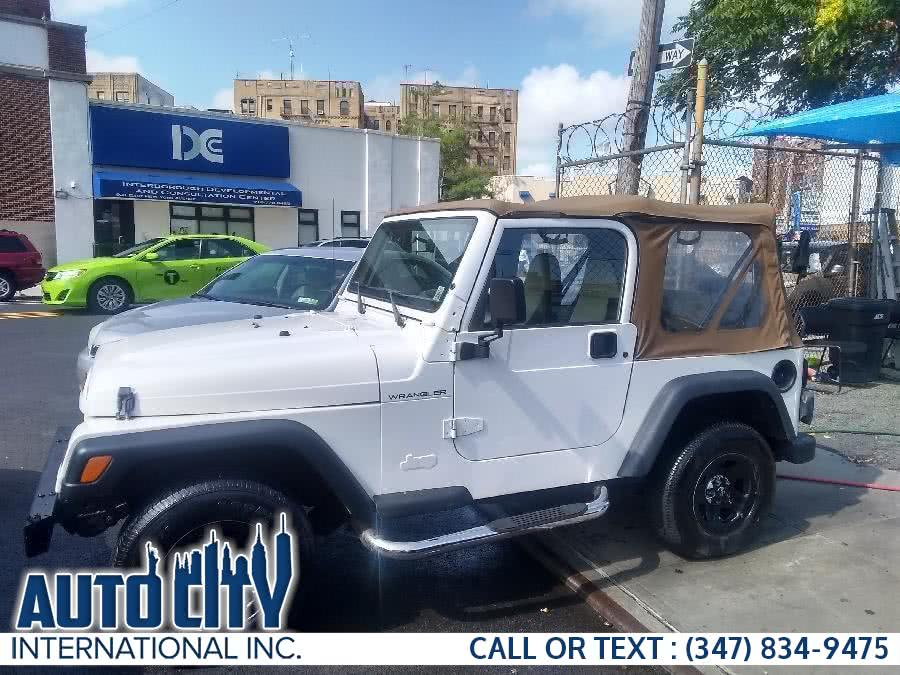 Used 1998 Jeep Wrangler in Brooklyn, New York | Auto City Int Inc. Brooklyn, New York