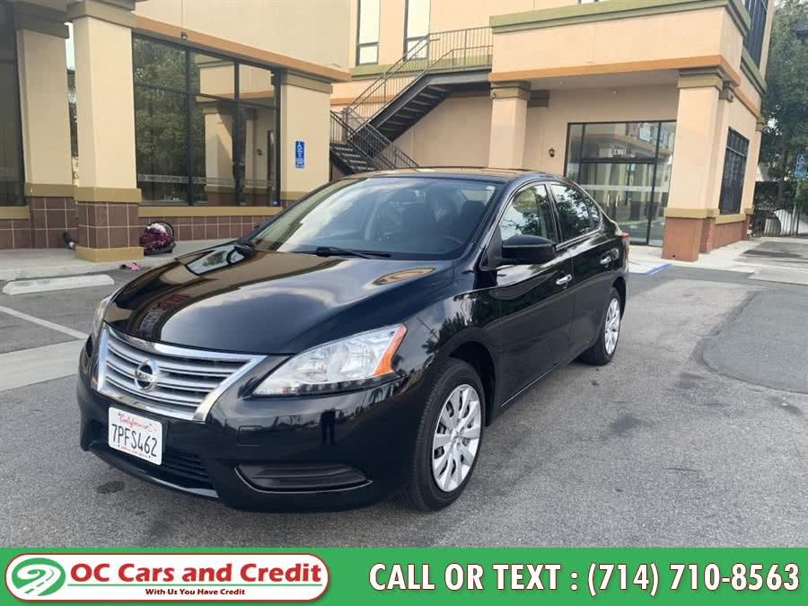Used 2015 Nissan Sentra in Garden Grove, California | OC Cars and Credit. Garden Grove, California