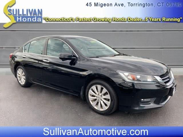 Used Honda Accord EX 2014 | Sullivan Automotive Group. Avon, Connecticut