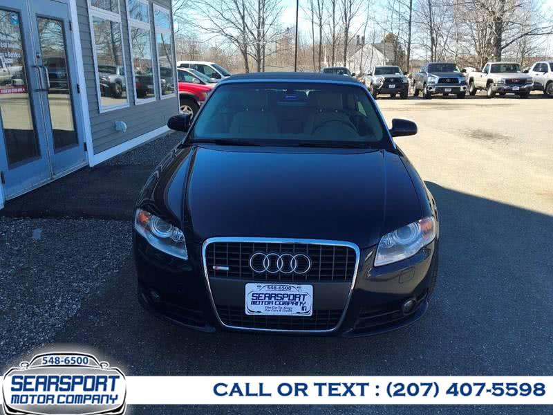 Used 2009 Audi A4 in Searsport, Maine | Searsport Motor Company. Searsport, Maine