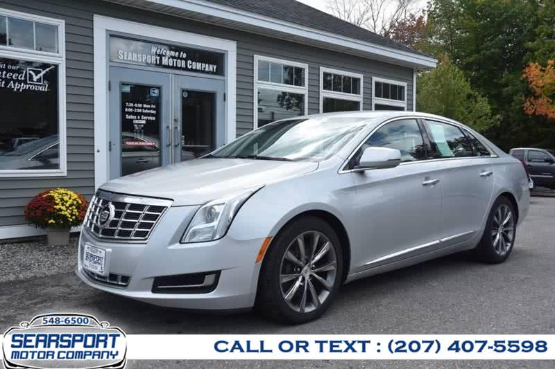 Used 2013 Cadillac XTS in Searsport, Maine | Searsport Motor Company. Searsport, Maine