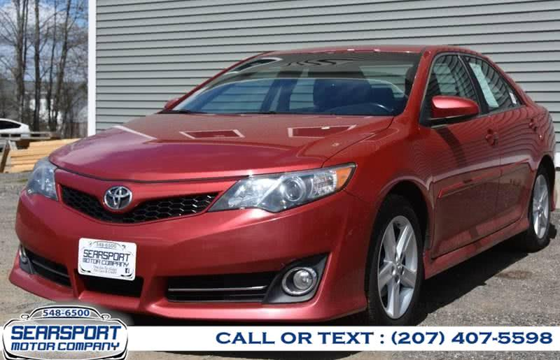 Used 2013 Toyota Camry in Searsport, Maine | Searsport Motor Company. Searsport, Maine