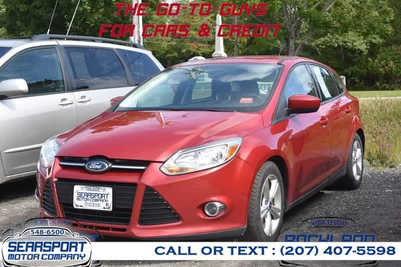 Used 2012 Ford Focus in Searsport, Maine | Searsport Motor Company. Searsport, Maine