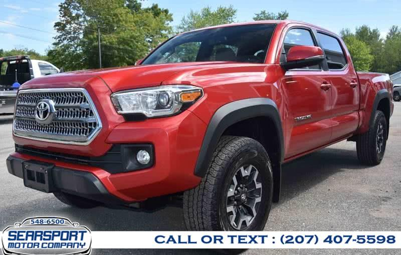 Used 2017 Toyota Tacoma in Searsport, Maine | Searsport Motor Company. Searsport, Maine