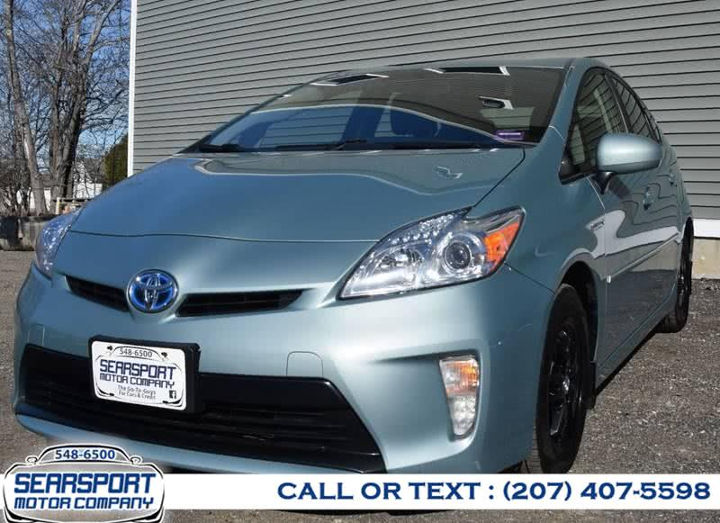 Used 2015 Toyota Prius in Searsport, Maine | Searsport Motor Company. Searsport, Maine