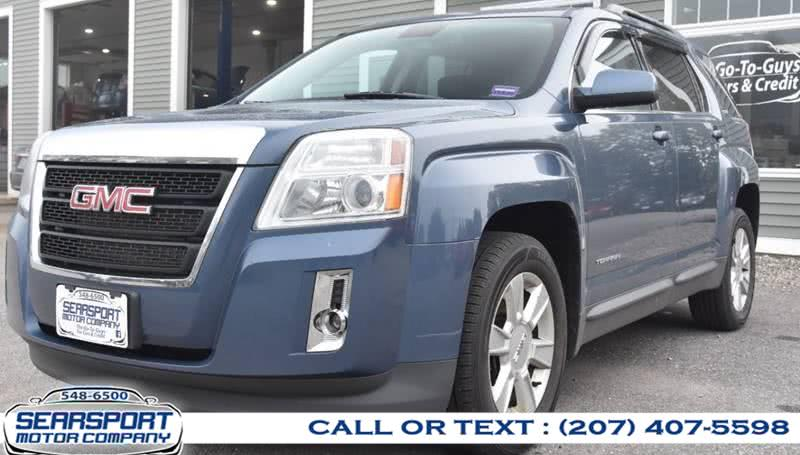 Used 2012 GMC Terrain in Searsport, Maine | Searsport Motor Company. Searsport, Maine