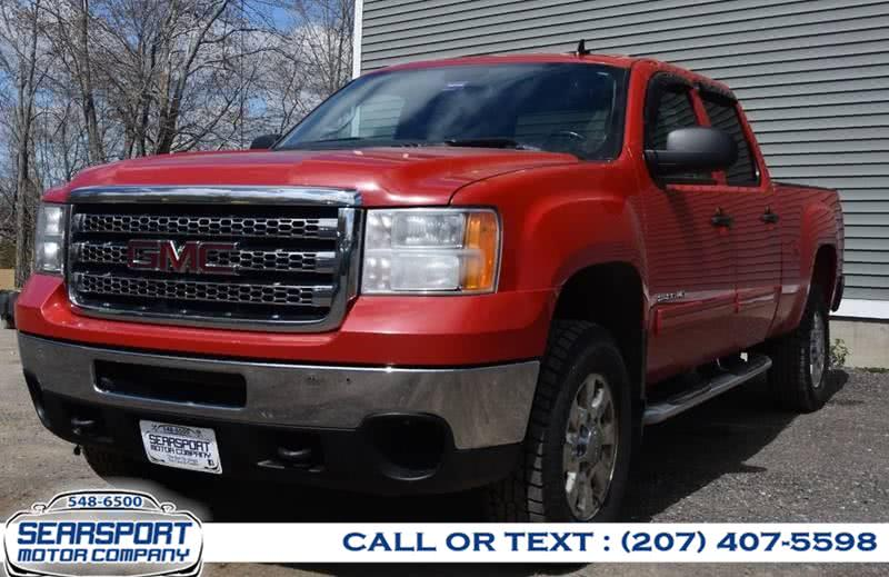 Used 2014 GMC Sierra 2500HD in Searsport, Maine | Searsport Motor Company. Searsport, Maine