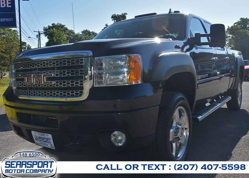 Used 2012 GMC Sierra 2500HD in Searsport, Maine | Searsport Motor Company. Searsport, Maine