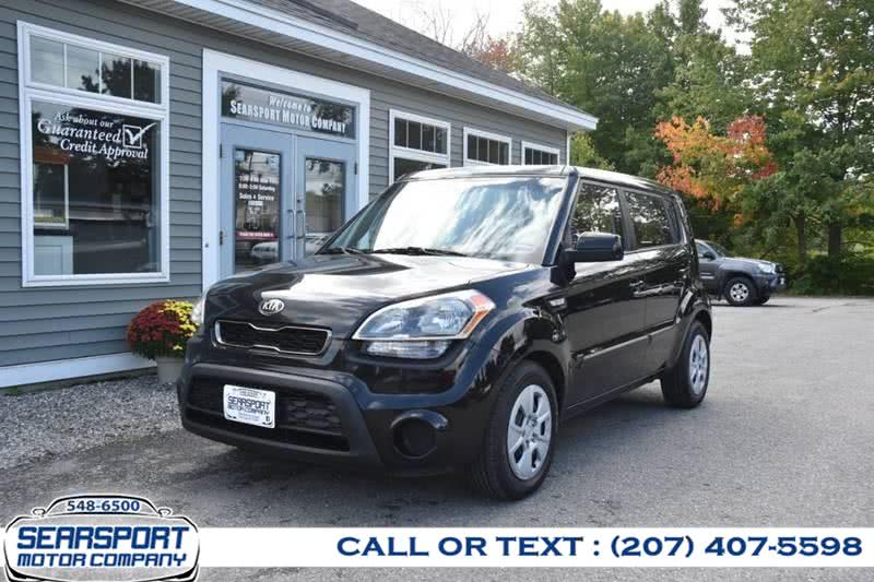 Used 2013 Kia Soul in Searsport, Maine | Searsport Motor Company. Searsport, Maine