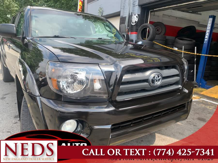Used 2006 Toyota Tacoma in Indian Orchard, Massachusetts | New England Dealer Services. Indian Orchard, Massachusetts