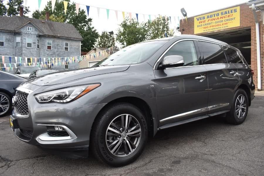Used 2016 Infiniti QX60 in Hartford, Connecticut | VEB Auto Sales. Hartford, Connecticut