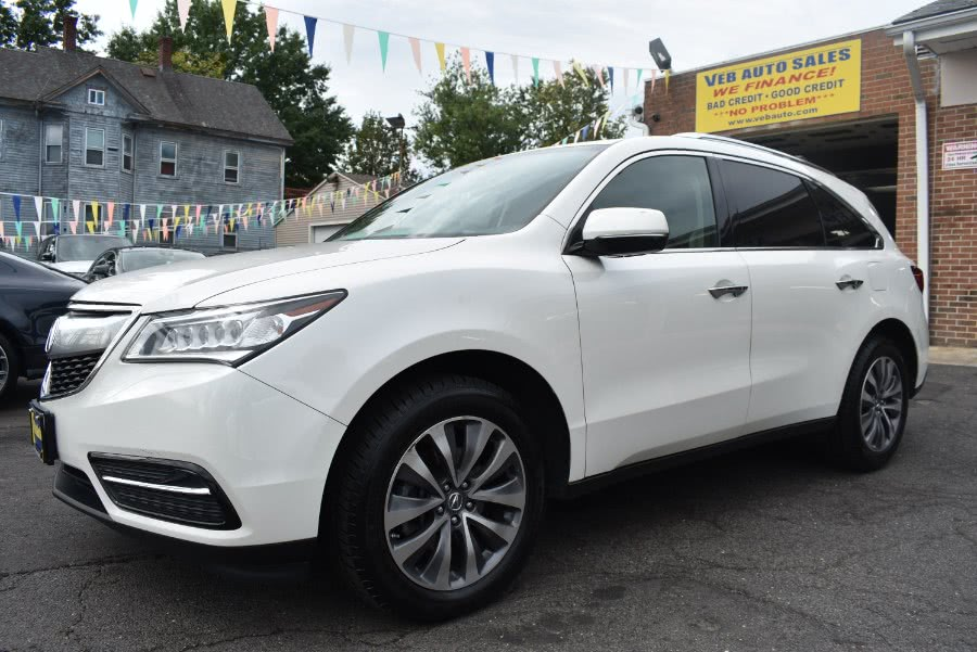 Used 2014 Acura MDX in Hartford, Connecticut | VEB Auto Sales. Hartford, Connecticut