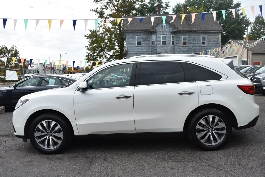 2014 Acura MDX SH-AWD 4dr Tech Pkg, available for sale in Hartford, Connecticut | VEB Auto Sales. Hartford, Connecticut