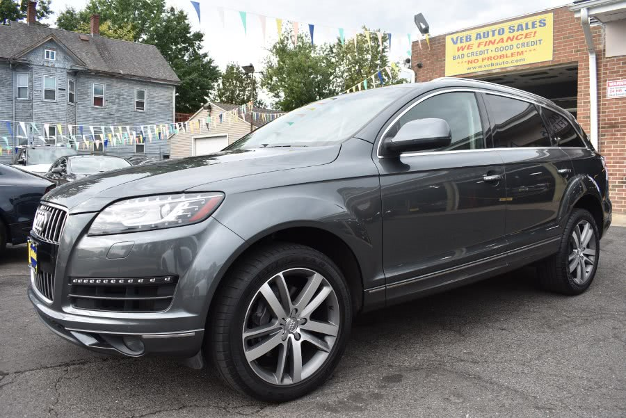 Used 2015 Audi Q7 in Hartford, Connecticut | VEB Auto Sales. Hartford, Connecticut