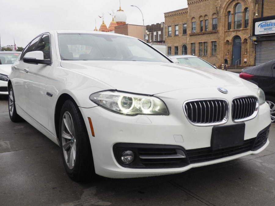 2016 BMW 5 Series 4dr Sdn 528i xDrive AWD, available for sale in Jamaica, New York | Hillside Auto Mall Inc.. Jamaica, New York