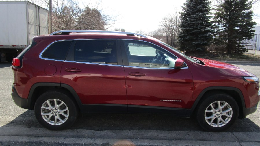2017 Jeep Cherokee Latitude 4x4, available for sale in Hicksville, New York | H & H Auto Sales. Hicksville, New York