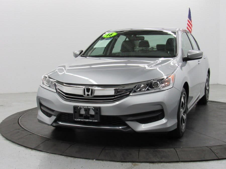 Used 2016 Honda Accord Sedan in Bronx, New York   Car Factory Inc.. Bronx, New York