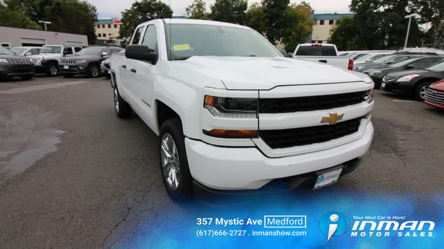Used 2016 Chevrolet Silverado 1500 in Medford, Massachusetts | Inman Motors Sales. Medford, Massachusetts