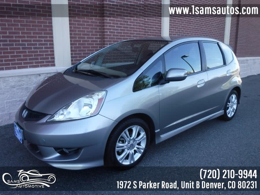 Used 2010 Honda Fit in Denver, Colorado | Sam's Automotive. Denver, Colorado