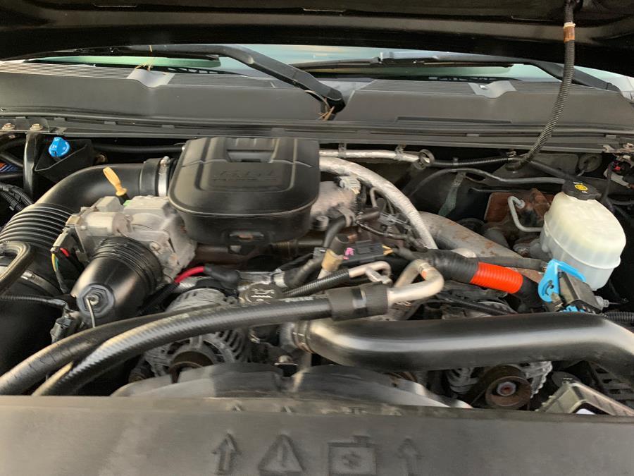 2011 Chevrolet Silverado 3500HD 4WD Ext Cab 158.2